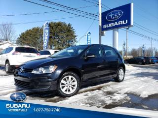 Used 2015 Volkswagen Golf 1.8 TSI Trendline à hayon 5 portes for sale in Victoriaville, QC