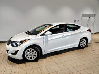 Used 2015 Hyundai Elantra GL AUTOMATIQUE ** MÉCANIQUE FAIT ** for sale in St-Eustache, QC