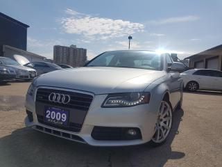 Used 2009 Audi A4 for sale in Kitchener, ON