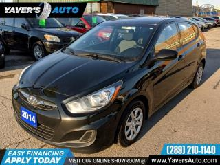 Used 2014 Hyundai Accent 5-Door GS for sale in Hamilton, ON