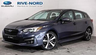 Used 2017 Subaru Impreza Sport-tech NAVI+CUIR+TOIT.OUVRANT for sale in Boisbriand, QC