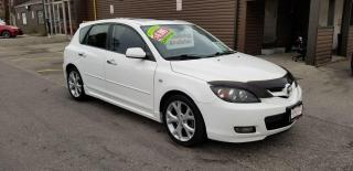 Used 2009 Mazda MAZDA3 SUNROOF / ALLOY WHEELSLS for sale in Mississauga, ON