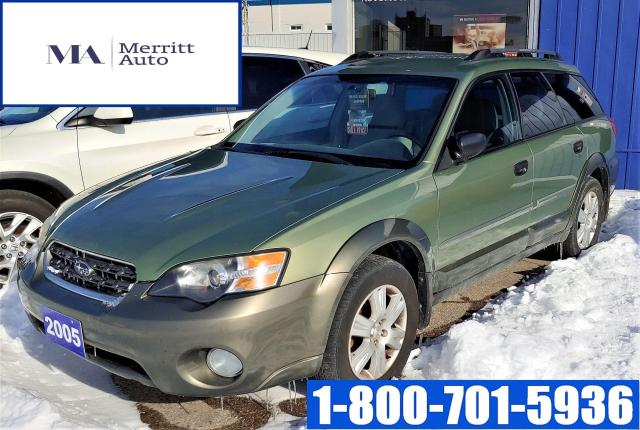 2005 Subaru Outback 2.5i |SELLING AS IS| IT RUNS AND DRIVES