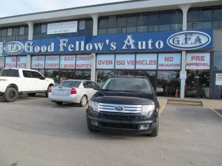 Used 2008 Ford Edge LIMITED MODEL, 6CYL, PAN ROOF, AWD, LEATHER SEATS for sale in Toronto, ON