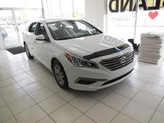 Used 2015 Hyundai Sonata 2.4L GL AUTO MAGS A/C CRUISE BT SIÈGES C for sale in Dorval, QC