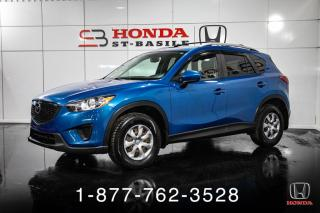 Used 2014 Mazda CX-5 GX + AWD + A/C + PROPRE + WOW! for sale in St-Basile-le-Grand, QC