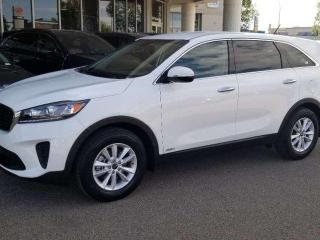 New 2020 Kia Sorento LX 2.4L AT; AWD, BLUETOOTH, BACKUP CAM, KEYLESS ENTRY, ALLOY RIMS AND MORE for sale in Edmonton, AB