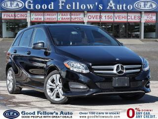 Used 2015 Mercedes-Benz B250 4MATIC,NAV, REARVIEW CAMERA, PANROOF,LEATHER SEATS for sale in Toronto, ON