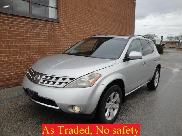 2007 Nissan Murano SL/AWD/ONE OWNER NO ACCIDENTS