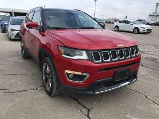Used 2018 Jeep Compass LIMITED for sale in Bradford, ON