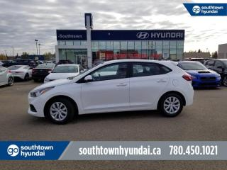 New 2020 Hyundai Accent Essential A/T - 1.6L Backup Cam, Bluetooth, A/C for sale in Edmonton, AB