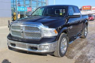 Used 2015 RAM 1500 Laramie for sale in Peace River, AB
