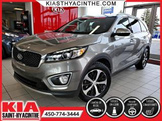 Used 2017 Kia Sorento EX V6 AWD * CAMÉRA DE RECUL / CUIR for sale in St-Hyacinthe, QC