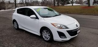 Used 2011 Mazda MAZDA3 GS- 6 SPEED / MANUAL for sale in Mississauga, ON