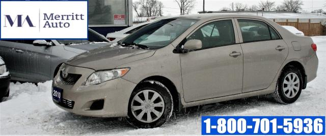 2010 Toyota Corolla CE| NO PAYMENTS FOR 3 MONTHS***