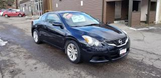 Used 2012 Nissan Altima BACK UP CAMERA / LEATHER SEATS for sale in Mississauga, ON