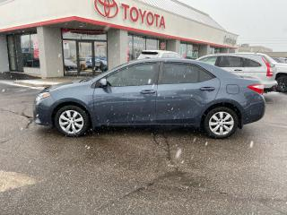 Used 2014 Toyota Corolla LE HEATED SEATS REVERSE PARKING CAMERA for sale in Cambridge, ON