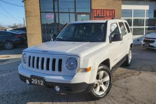 Used 2012 Jeep Patriot FWD 4dr Sport for sale in Oakville, ON