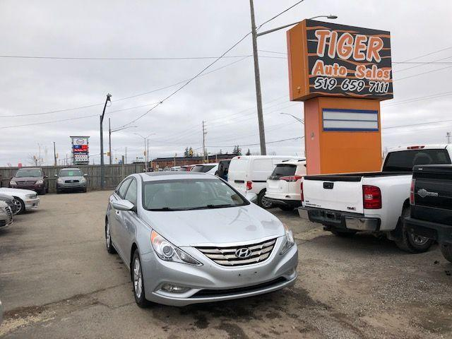 2012 Hyundai Sonata GLS**ONLY 127KMS**ALLOYS**SUNROOF*NO ACCIDENT*CERT