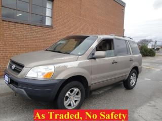 Used 2004 Honda Pilot EX-L for sale in Oakville, ON