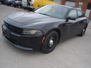 Used 2016 Dodge Charger 5.7 HEMI,AWD,EX-POLICE for sale in Mississauga, ON