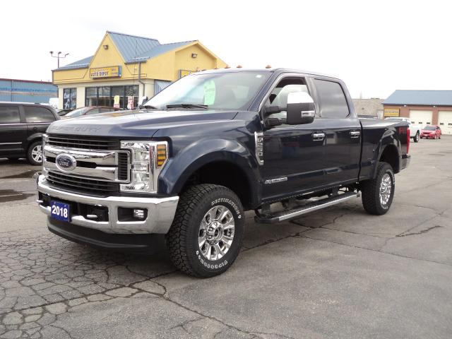 2018 Ford F-250 XLT CrewCab FX4 6.7L PowerStrokeDiesel 6.75ft Box