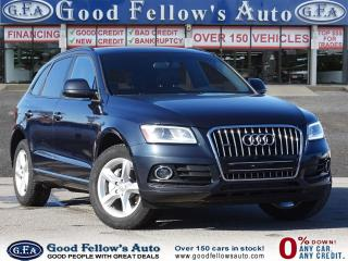 Used 2017 Audi Q5 KOMFORT PLUS, QUATRO, 2.0L, PANROOF, LEATHER SEATS for sale in Toronto, ON