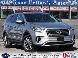 Used 2018 Hyundai Santa Fe XL XL MODEL, REARVIEW CAMERA, BLUETOOTH, 7PASSANGER for sale in Toronto, ON