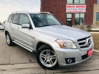 Used 2011 Mercedes-Benz GLK-Class GLK 350 for sale in Rexdale, ON