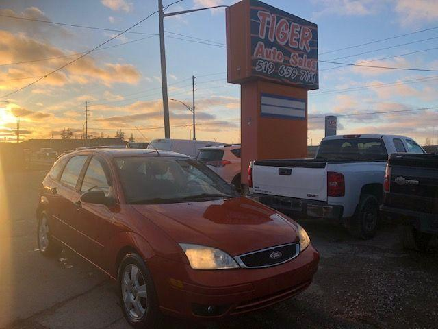 2005 Ford Focus SES**ONLY 131KMS**GOOD TIRES**CLEAN BODY**AS IS