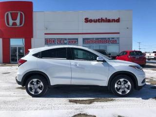 New 2020 Honda HR-V LX for sale in Winkler, MB