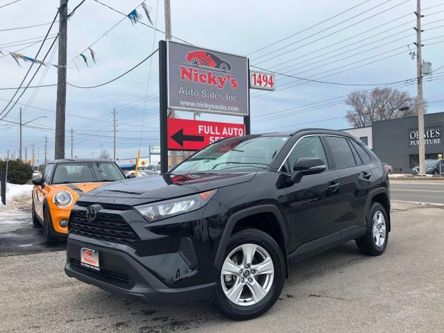 2019 Toyota RAV4 LE - AWD - R. CAMERA - LANE DEPARTURE WARNING!