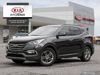 Used 2017 Hyundai Santa Fe Sport FWD 2.4L, ONE OWNER!!! for sale in Kitchener, ON