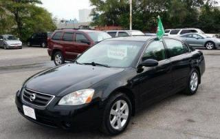 Used 2004 Nissan Altima HEATED SEATS / SUNROOF for sale in Mississauga, ON