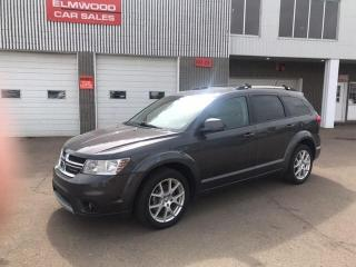 Used 2014 Dodge Journey Limited for sale in Edmonton, AB