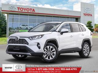 New 2020 Toyota RAV4 Limited AWD EA40 for sale in Whitby, ON