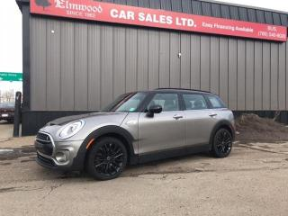 Used 2016 MINI Cooper Clubman Cooper S for sale in Edmonton, AB
