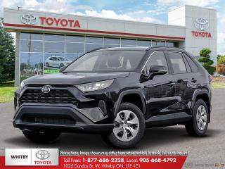 New 2020 Toyota RAV4 LE AWD FA20 for sale in Whitby, ON