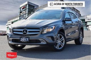 Used 2017 Mercedes-Benz GLA 250 4MATIC SUV No Accident| Dealer Serviced| Apple Car for sale in Thornhill, ON
