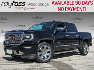 Used 2018 GMC Sierra 1500 Denali, LOW KM's, SUNROOF, NAV, BOSE for sale in Woodbridge, ON