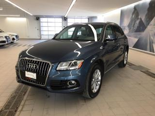 Used 2017 Audi Q5 2.0T Progressiv + Nav | Rear Cam | Pano Roof for sale in Whitby, ON