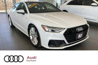 Used 2019 Audi A7 Sportback 55 Progressiv + Driver Assist | S-Line | Audi Care for sale in Whitby, ON