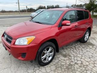 Used 2009 Toyota RAV4 4WD, 4 cylinder, no accidents for sale in Halton Hills, ON