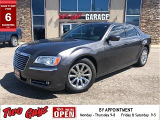 Used 2014 Chrysler 300 Touring | Htd Leather | Panoroof | B/Up Cam for sale in St Catharines, ON