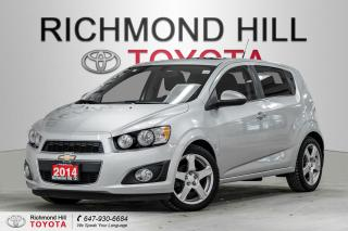Used 2014 Chevrolet Sonic *No Payments for 6 Months!!! - Appearance Package!!! for sale in Richmond Hill, ON