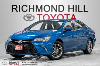 Used 2017 Toyota Camry SE for sale in Richmond Hill, ON