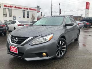 Used 2017 Nissan Altima 2.5 SV - Auto - Sunroof - Alloys - Rear Camera for sale in Mississauga, ON