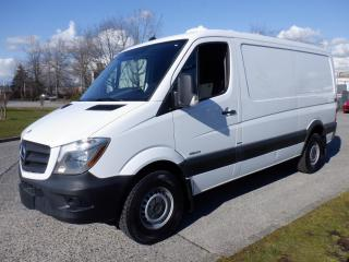 Used 2015 Mercedes-Benz Sprinter 2500 144-in. WB Cargo Van Diesel for sale in Burnaby, BC