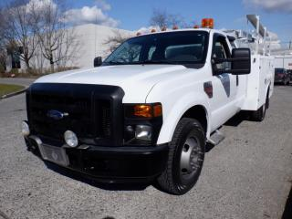 Used 2008 Ford F-350 SD SuperCab Service Truck  Dually Diesel  2WD With Power Tail Gate for sale in Burnaby, BC