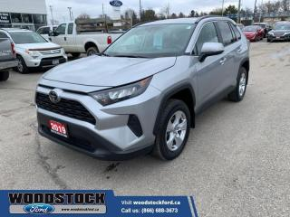Used 2019 Toyota RAV4 AWD LE  - Low Mileage for sale in Woodstock, ON